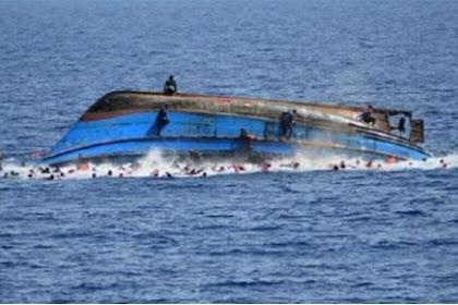Kapal Pembawa TKI dari Malaysia Tenggelam di Perairan Nongsa