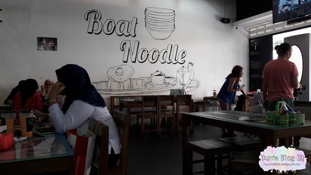 First Time Rasa Boot Noodle di Publika. JAKUN!