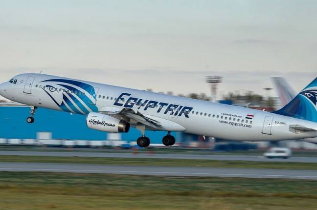 Image of Crashed Egypt Air Black box Finally Fixed