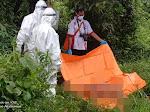 Hasil Dari Tem forensik Di Nyatakan Penemuan Mayat Adalah Berjenis Kelamin Wanita Berusia 25 Tahun.