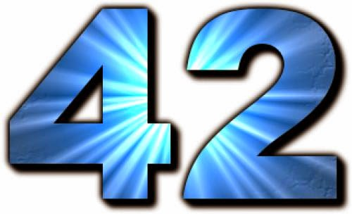 The Number 42 In The Bible And Other Places