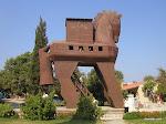Trojan Horse, Troy  [2004]