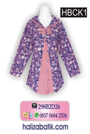 model baju, gambar batik modern, motif batik
