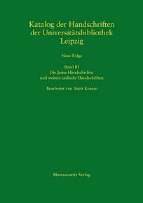 [Krause: Katalog der Handschriften der Universitätsbibliothek Leipzig, 2013]