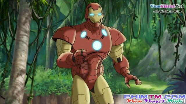 Xem Phim Trận Chiến Cuối Cùng 2: Báo Đen Trỗi Dậy - Ultimate Avengers Ii: Rise Of The Panther - phimtm.com - Ảnh 3
