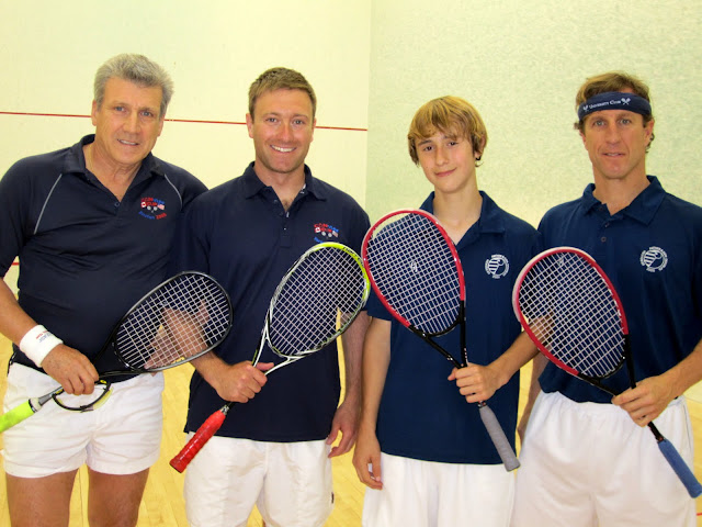 2011 State Parent/Child Doubles: Finalists - Tom & Morgan Poor; Champions - Carson & Chris Spahr