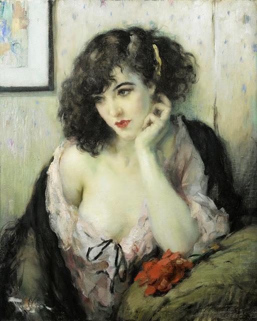 Fernand Toussaint - Contemplation