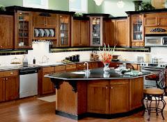 Mẹo chọn tủ bếp đẹp cao cấp và tinh tế
