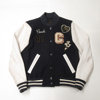 Coach '41 Varsity Jacket