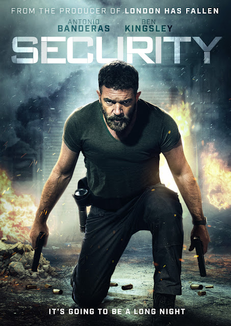 Download Movie: Security (2017) Full Movie