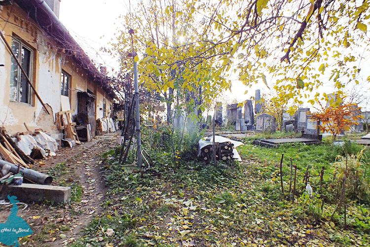 cimitir evreiesc caransebes