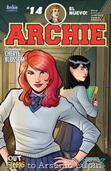 Archie (2015-) 014-000