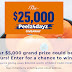 Peelz  Citrus Cash Instant Win Giveaway -196 Winners Win $50, $100 or $500. Grand Prize $5,000. Daily Entry Ends 4/2/21