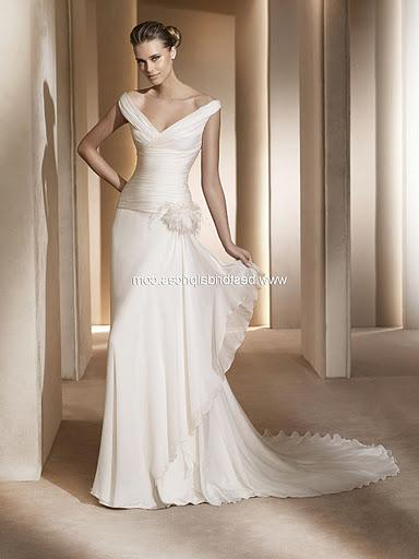 2011 Pronovias Wedding Dresses