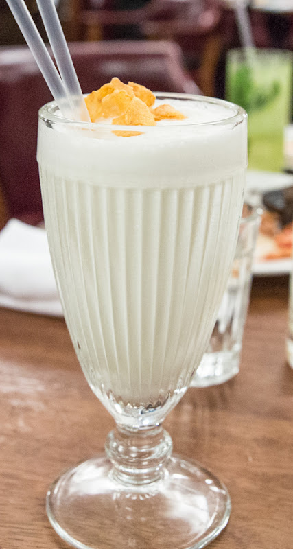 photo of a Cornflake Milkshake