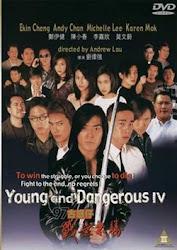 Young and Dangerous 4 - Người trong giang hồ 4 - Vô địch thiên hạ