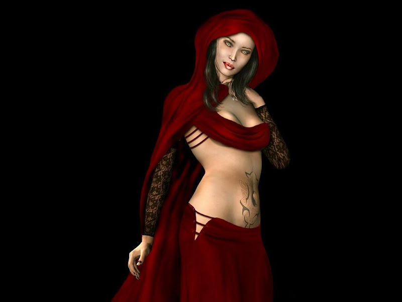 Red Wiccan, Wicca Girls