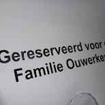 gereserveerd in haarlem in Haarlem, Noord Holland, Netherlands