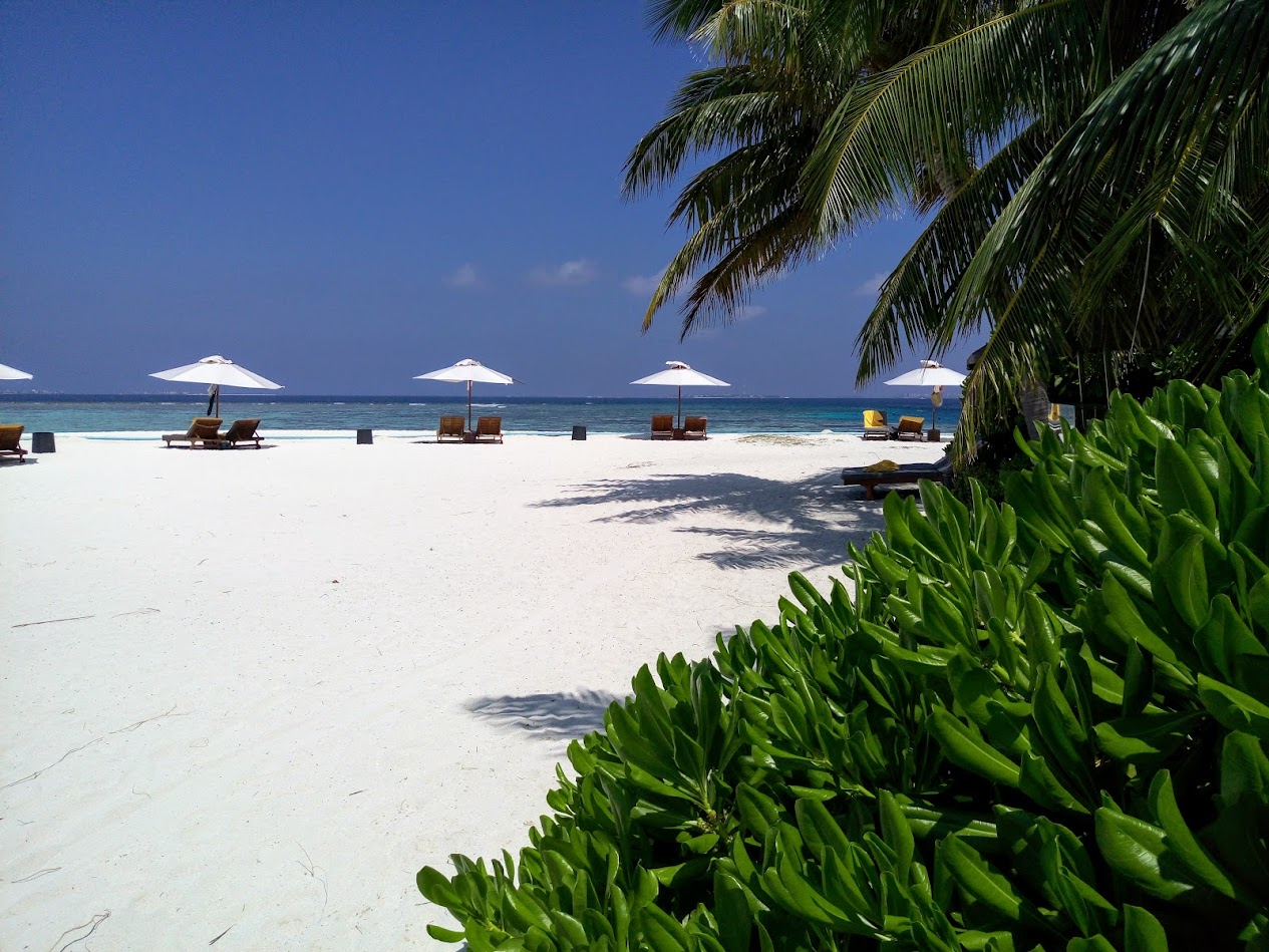Пляж Adaaran Prestige Vadoo