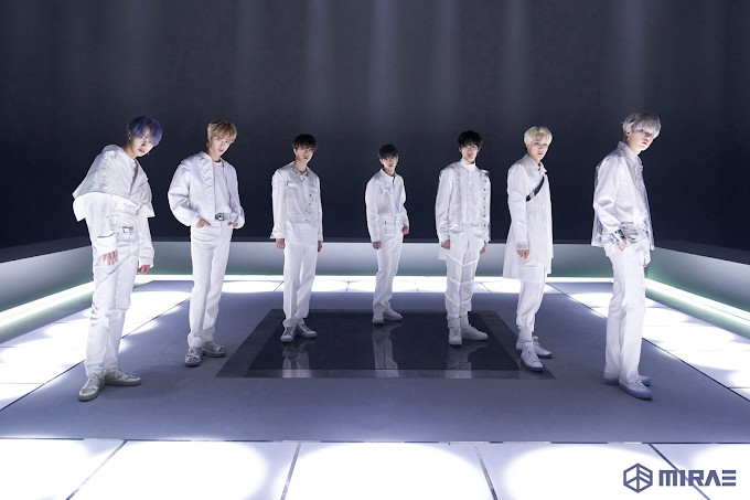 DSP Media Introduces Members of New Boy Group MIRAE