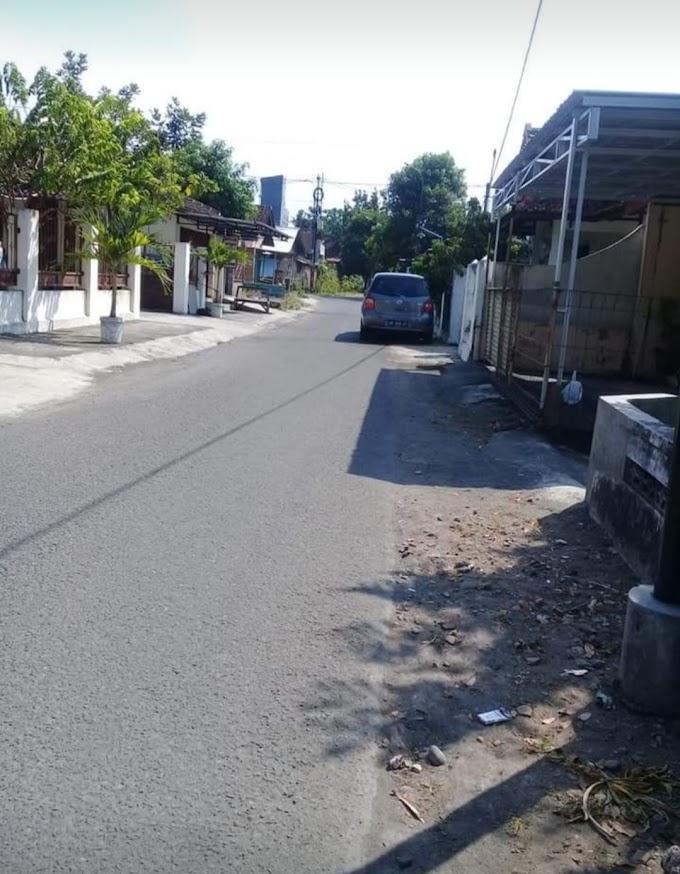 Tanah Murah Strategis Pinggir Jalan di Wonocatur Timur Jogja Expo Center ( JEC )
