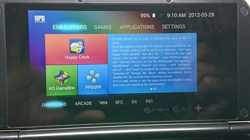DSC 1505 thumb%25255B2%25255D - 【神機】「GPD XDゲームタブレット」レビュー。懐かしのファミコンからドリームキャストまで動作!一生遊べる神Android機【タブレット/ガジェット】
