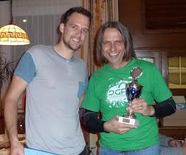 Photo: Rookie of the year: Ralf Sieg