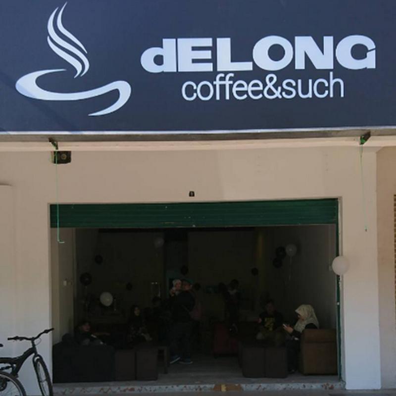 dELONG Coffee & Such di Shah Alam sajikan masakan menyelerakan !
