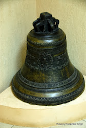 One of the church bells cast in Elabuga