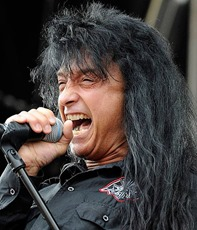 Joey Belladonna - vocal
