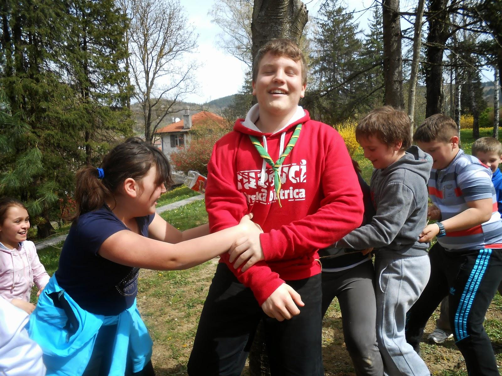 Športni dan 4. razred, 4. april 2014, Ilirska Bistrica - DSCN3411.JPG