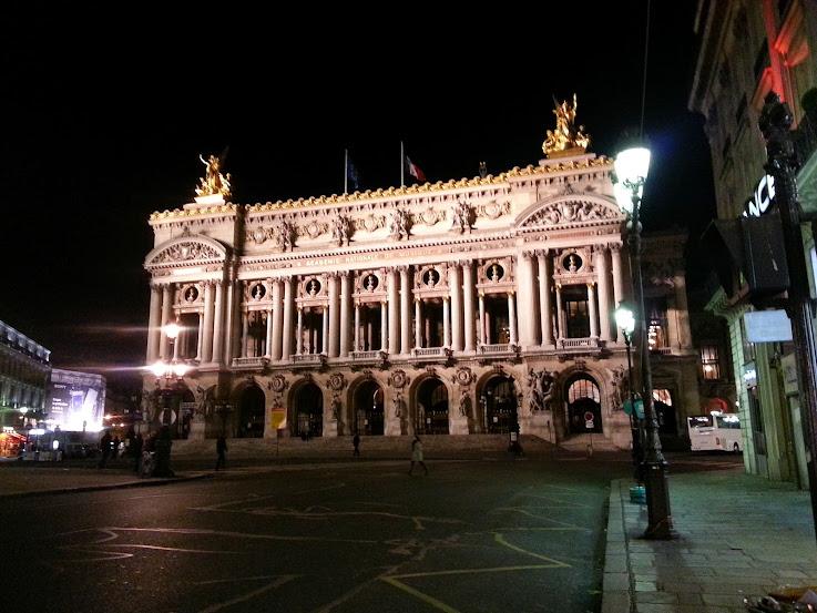 Palais Garnier opera Paris