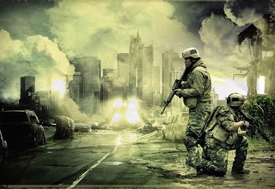 U.S. Special Operations holding urban warfare drills in U.S. Cities