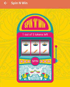 Freecharge Spin and Win offer - Get Free Freecharge credits Upto 10000 for free