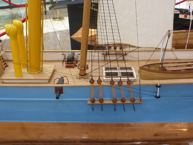 Wan Nian Qing/Steamship