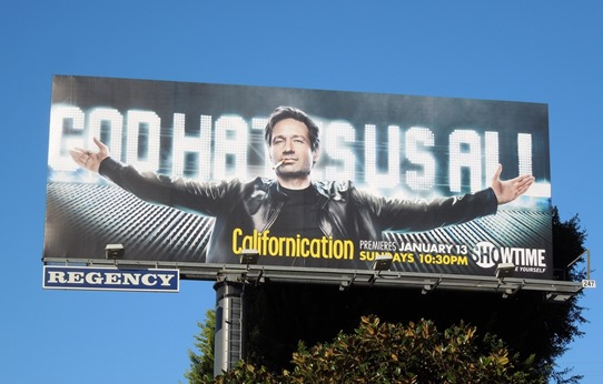 Californication 6 billboard