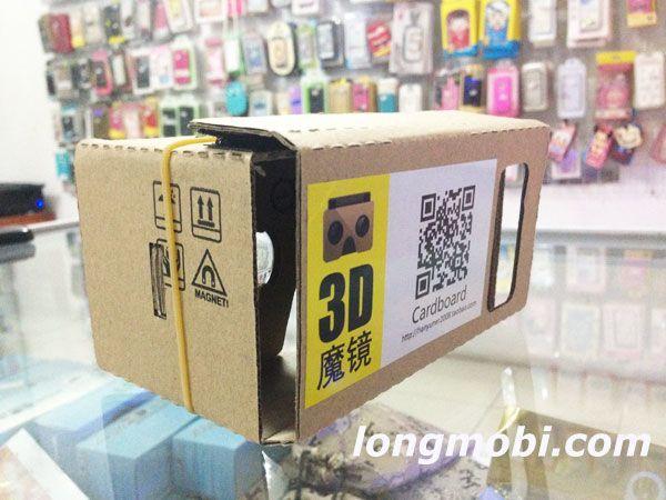 kính 3d điện thoại googlecardboad