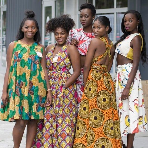 Latest South African Print Dresses For Ladies 2019 3