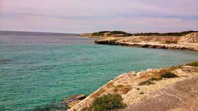 Photo: Le long de la Corniche, belle ballade, la belle bleue