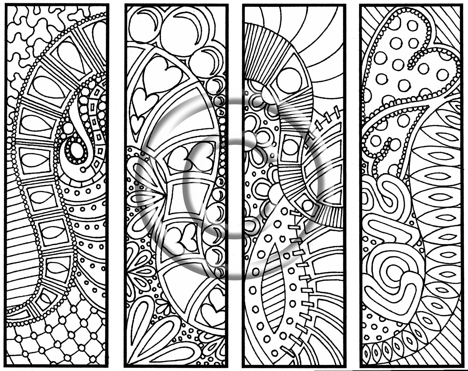 Top 10 Outrageous Adult Abstract Themes Coloring Pages Drawing