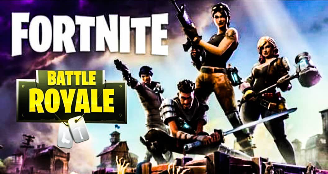 Top 5 free to play games, fortnite battle royale