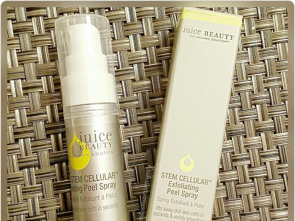 Juice Beauty Exfoliating Peel Spray Review