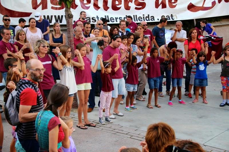 Festa infantil i taller balls tradicionals a Sant Llorenç  20-09-14 - IMG_4228.jpg