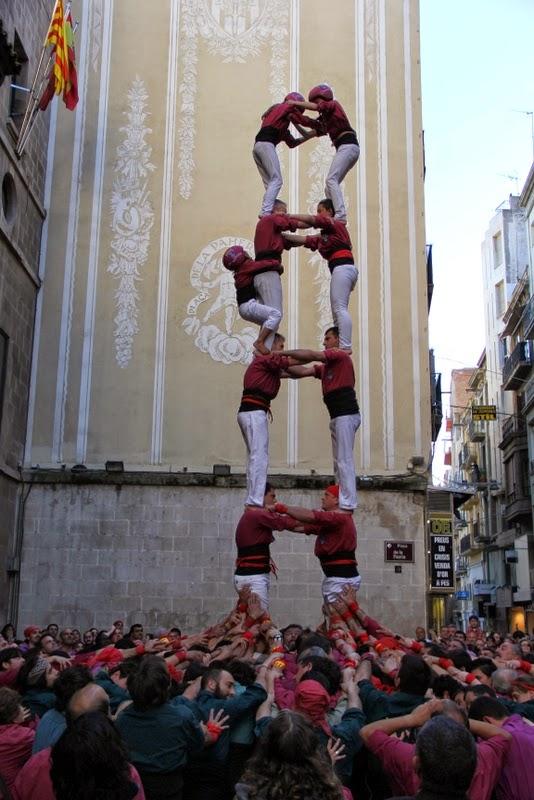 19è Aniversari Castellers de Lleida. Paeria . 5-04-14 - IMG_9466.JPG