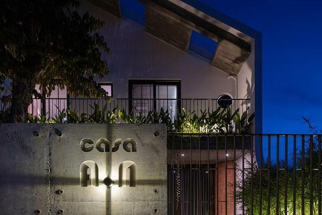 nhà đẹp Casa A.N
