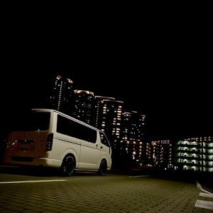 ハイエース TRH200Vのカスタム事例画像 健典さんの2020年11月01日00:00の投稿