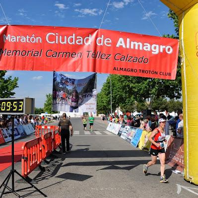 Media de Almagro 2014 - Llegada