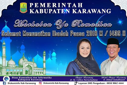 Pesan Ramadhan Dari Bupati Untuk Warga Karawang