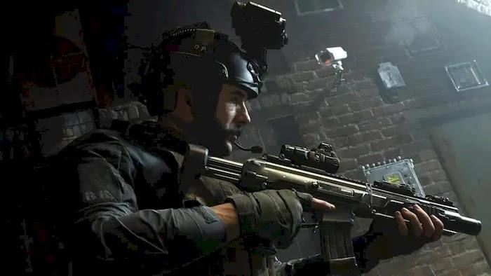 Game Sequence Call of Duty Modern Warfare