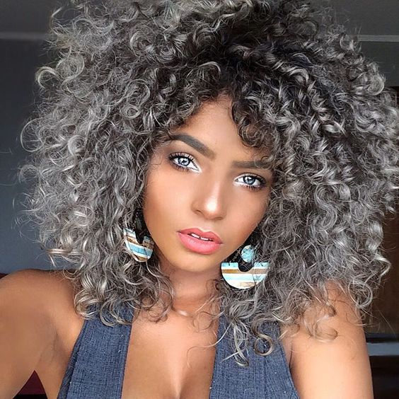 Colors Curly Hairstyles For Black Women The Best In 2017